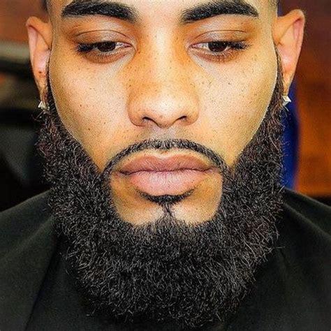 Black Men Beards Top Beard Styles For Black Guys Full