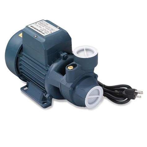"""Clear Water Pump 1hp Electric 112"""" Inch Inlet Pipe For"""