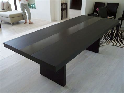 modern black table l entertain your guests with perfect dining table midcityeast
