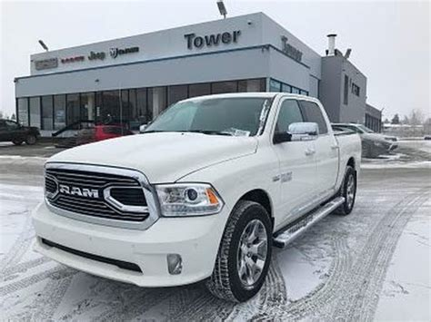 Tower Chrysler by 2017 Ram 1500 Limited 4x4 H5096 Tower Chrysler Sold