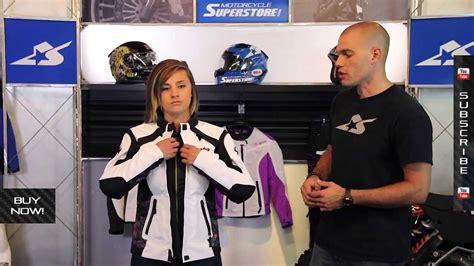 Scorpion Dahlia Ii Women's Jacket From Motorcycle