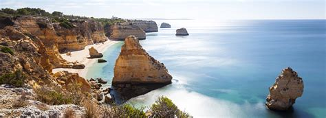Flights from Lisbon to Faro from 65 EUR