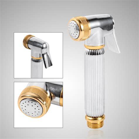 bidet spray nozzle bathroom brass bidet held sprayer toilet spray shower