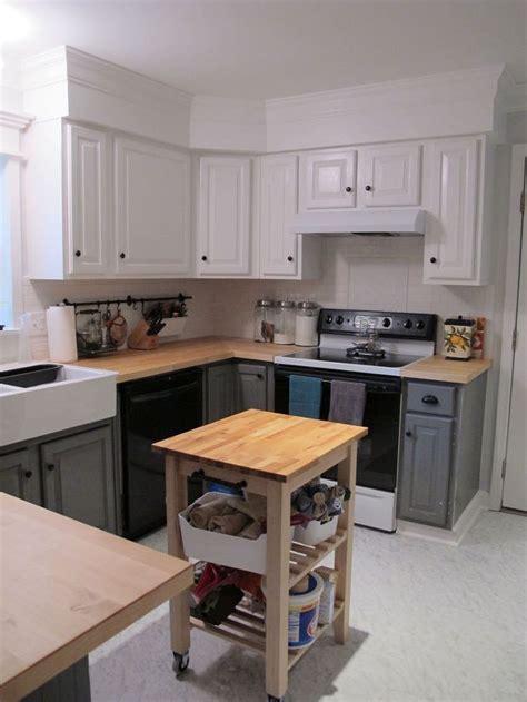 Kitchen redo ideas using white paint   Hometalk