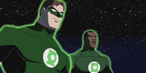 the news green lantern reboot might feature hal stewart and maybe gardner
