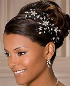 African American Wedding Hairstyles Hairdos Updo With