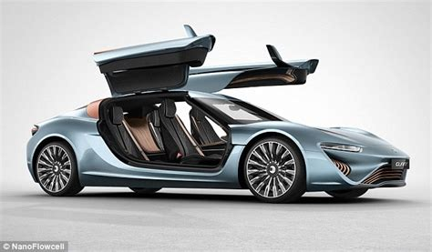 The Sports Car That Runs On Saltwater Vehicle Goes From 0