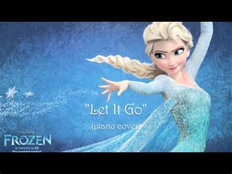 """Let It Go  Disney's """"frozen"""" Demi Lovato Version (piano"""