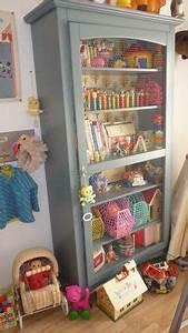 Rangement Jouet Enfant : rangement des jouets sur pinterest rangements solutions de stockage de jouets et salles de jeux ~ Teatrodelosmanantiales.com Idées de Décoration
