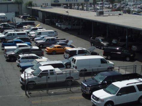 Fritts Ford Car Dealership In Riverside, Ca 92504-4102
