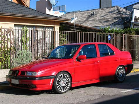 Alfa Romeo 155 by File Alfa Romeo 155 2 0 Ts 1995 8772937407 Jpg