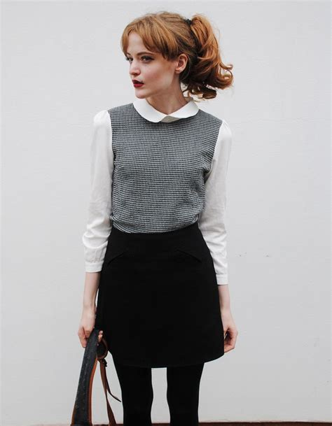 Outfits with Black Tights-20 Ways to Wear Black Tights
