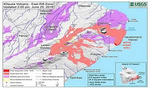 Hawaii volcano eruption update MAP: Kilauea lava covers 9 ...