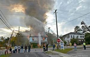 Fire Training Photos: Halifax County (NC) Live Burn