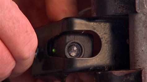 garage door repairmen hidden cameras put    test