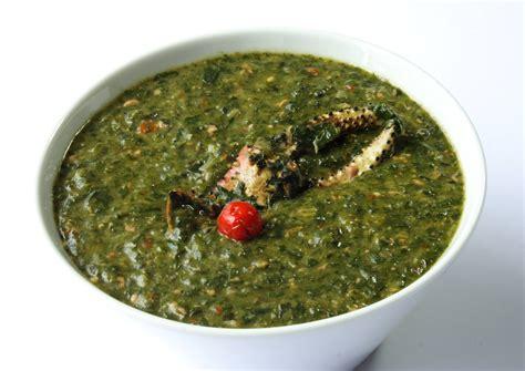 callaloo soup  crab ethnic foods
