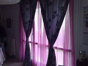 couleur rideau avec mur gris maison design bahbecom With quelle couleur avec le gris 13 le rideau voilage dans 41 photos