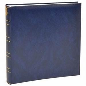 Album Photo Traditionnel à Coller : album photo henzo traditionnel coller basic line bleu ~ Melissatoandfro.com Idées de Décoration