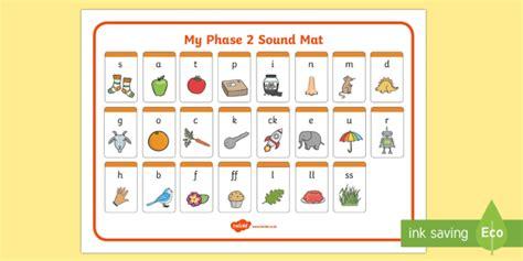 Free!  Phase 2 Sound Mat