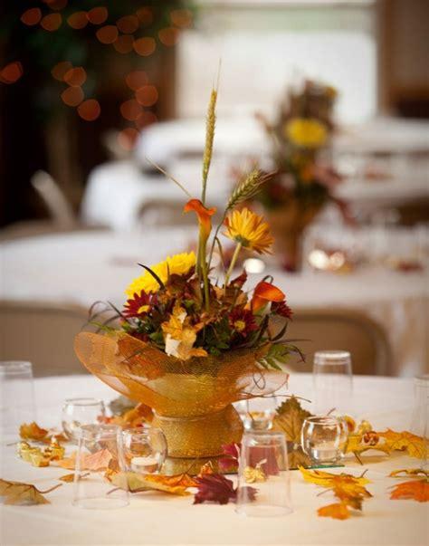 deco d automne d 233 coration mariage automne pour une journ 233 e magique