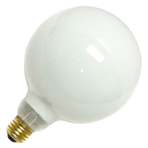 halco 05202 g40wh40 g40 decor globe light bulb