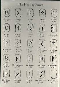 healing runes | Positive Change blog