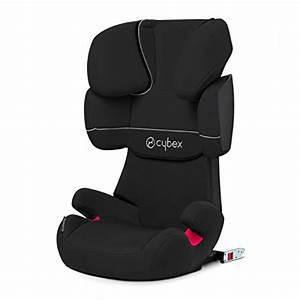 Cybex Kindersitz 15 36 Kg Mit Isofix : cybex silver solution x fix autositz gruppe 2 3 15 36 kg pure black mit isofix lapitni ~ Yasmunasinghe.com Haus und Dekorationen