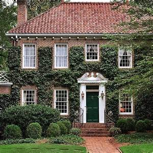 Stunning Houses With And Brick by Beautiful Curb Appeal Brick Home With Green Vine Http