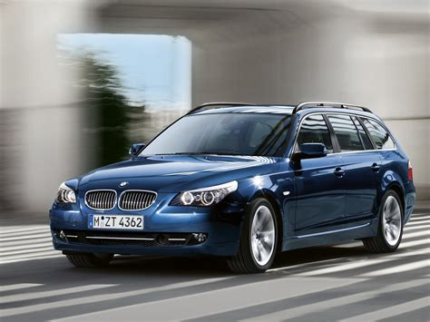 Bmw 5 Series Touring Picture by Bmw 5 Series Touring E61 2007 2008 2009 2010