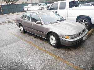 1992 Honda Accord Lx 4 Door Great Engine And Transmission