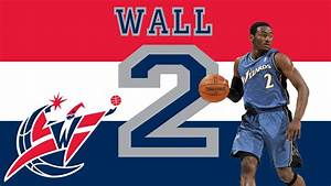 Washington Wizards:John Wall by DevilDog360 on DeviantArt