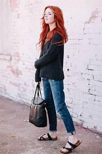 32 best images about Birkenstock on Pinterest | White jeans Black birkenstock and Trends