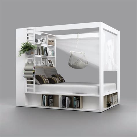 cool room storage this cool storage bed can be turned into a home cinema living in a shoebox