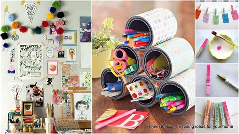 Desk Decoration by 31 Useful Diy Desk Decor Ideas To Follow
