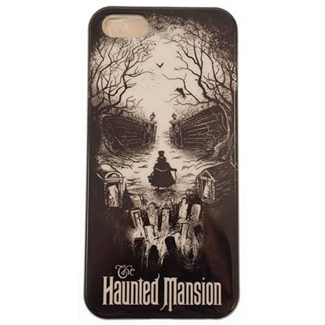 disney iphone  case haunted mansion hatbox ghost