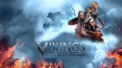 Download the best wolf wallpapers backgrounds for free. Vikings - Wolves of Midgard - New Co-Op Mode Arrives