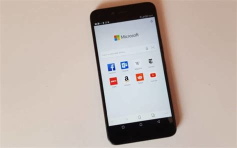 microsoft edge beta for android updated with windows 10