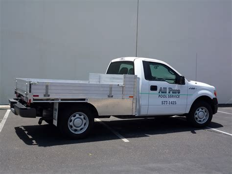 truck bed ford aluminum truck beds alumbody