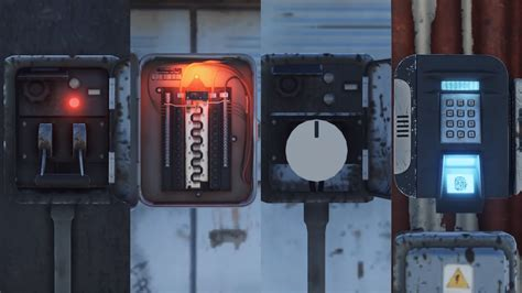 rust key door use cards power need wikia keypad lit wiki locked deliver corresponding said then timer