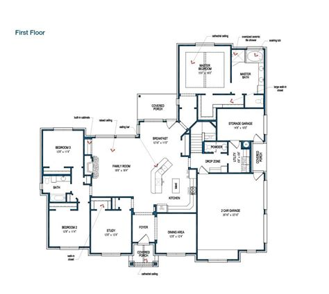 perfect floorplan tilson homes hidden meadow