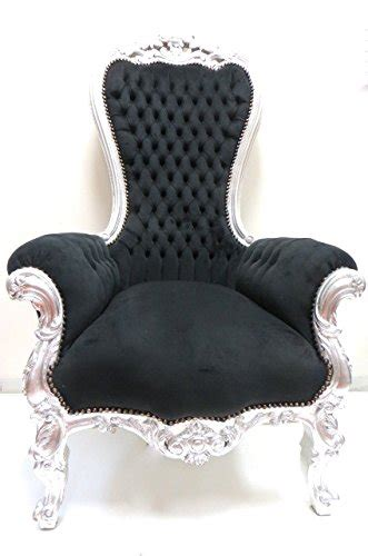 majestic king throne chair original silver white buy