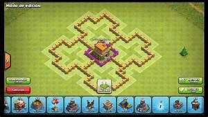 Mejor Base De Guerra Ayuntamiento 6  Th6  Clash Of Clans