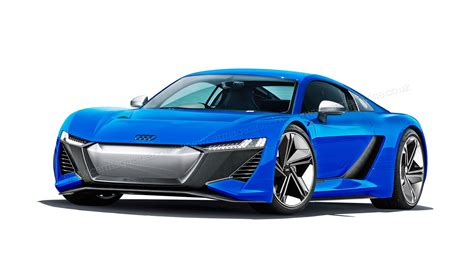 Rimac Approached To Help Audi Launch R8-replacing Rs E