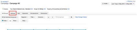 So richtest Du eine Google SuchKampagne ein (und zwar