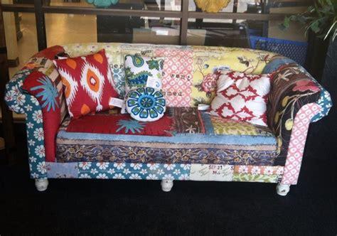 hobby lobby patchwork sofa decor happy