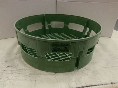 sani stack heavy duty  plastic dishwasher flat silverware dish caddy rack ebay
