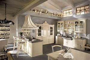 Küche Amerikanischer Stil : rustikale k chen landhaus edle landhausk chen ~ Orissabook.com Haus und Dekorationen