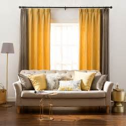 mustard yellow curtains mustard yellow solid splicing modern curtains