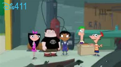 Phineas And Ferb Backyard Episode by Quot Phineas And Ferb Quot Episode Quot Backyard Hodge Podge Quot Airs On