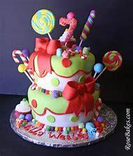 7 Year Old Girl Birthday Cake Ideas